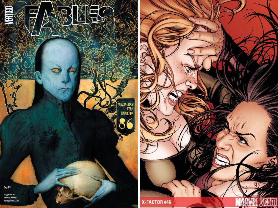Comics I Bought 16 July 2009