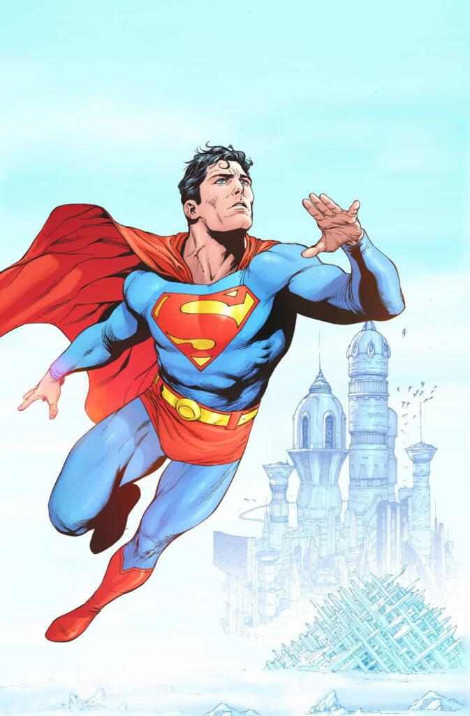Superman: New Krypton cover