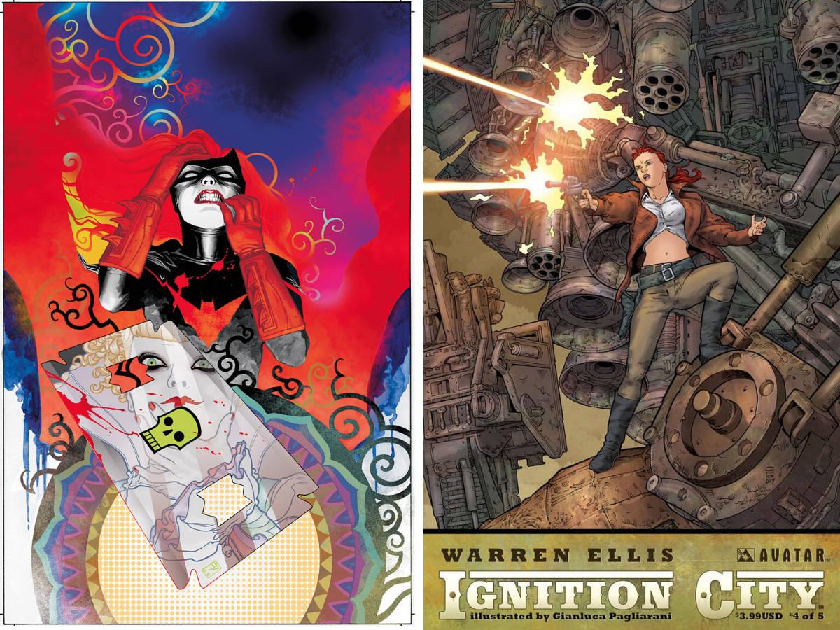 Comics I Bought 30 July 2009