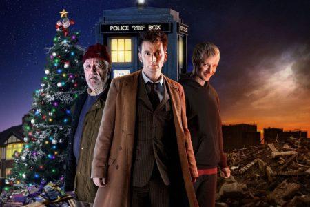 TV: Doctor Who At Christmas