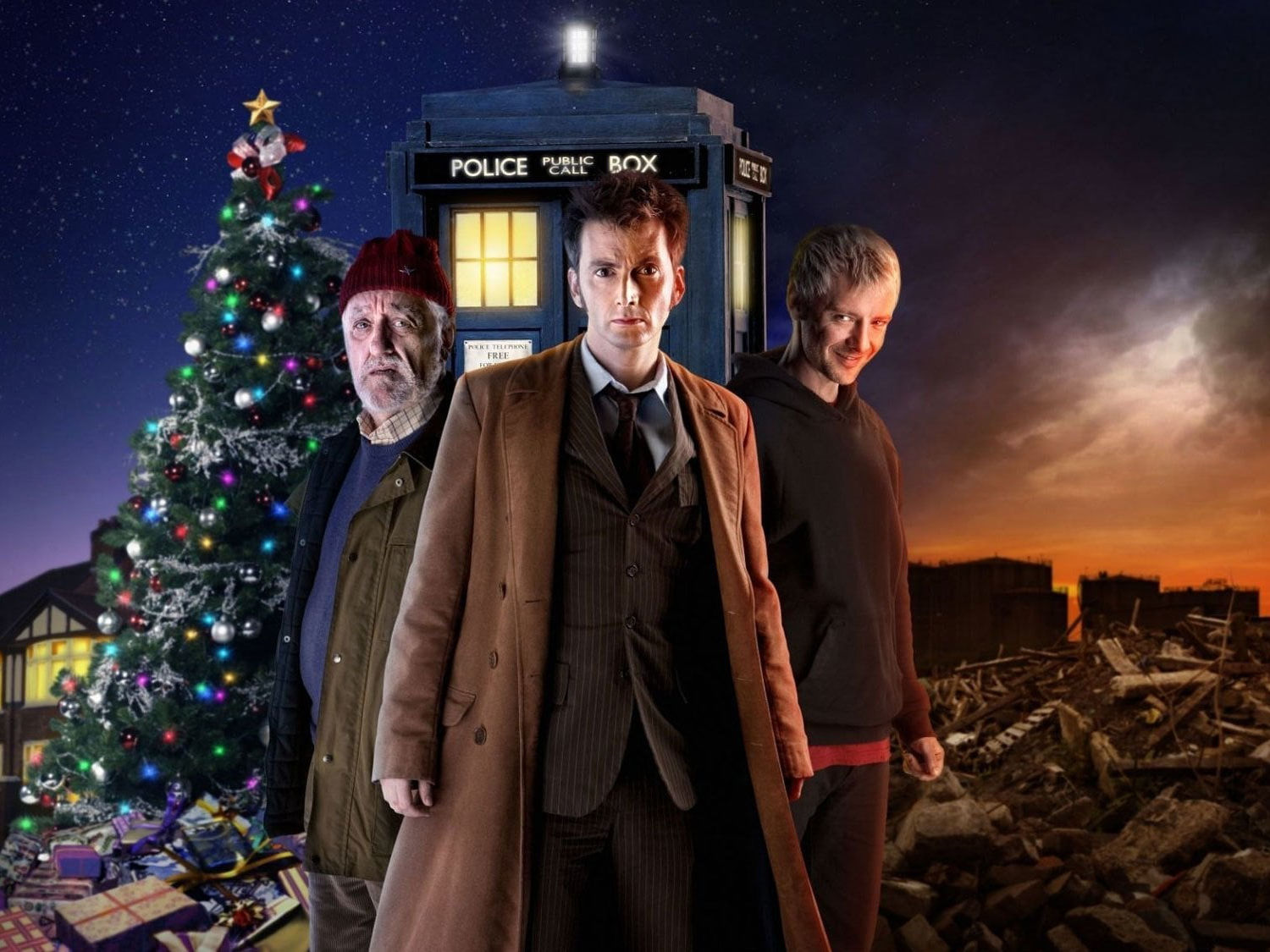 TV: Doctor Who At Christmas