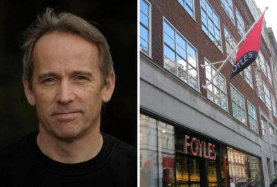 Jasper Fforde appearance at Foyles