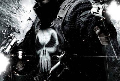 Punisher: War Zone movie poster