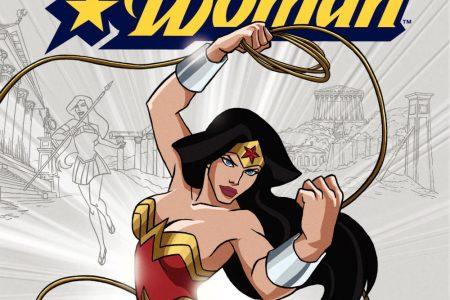 DVD Notes: Wonder Woman (animated movie)