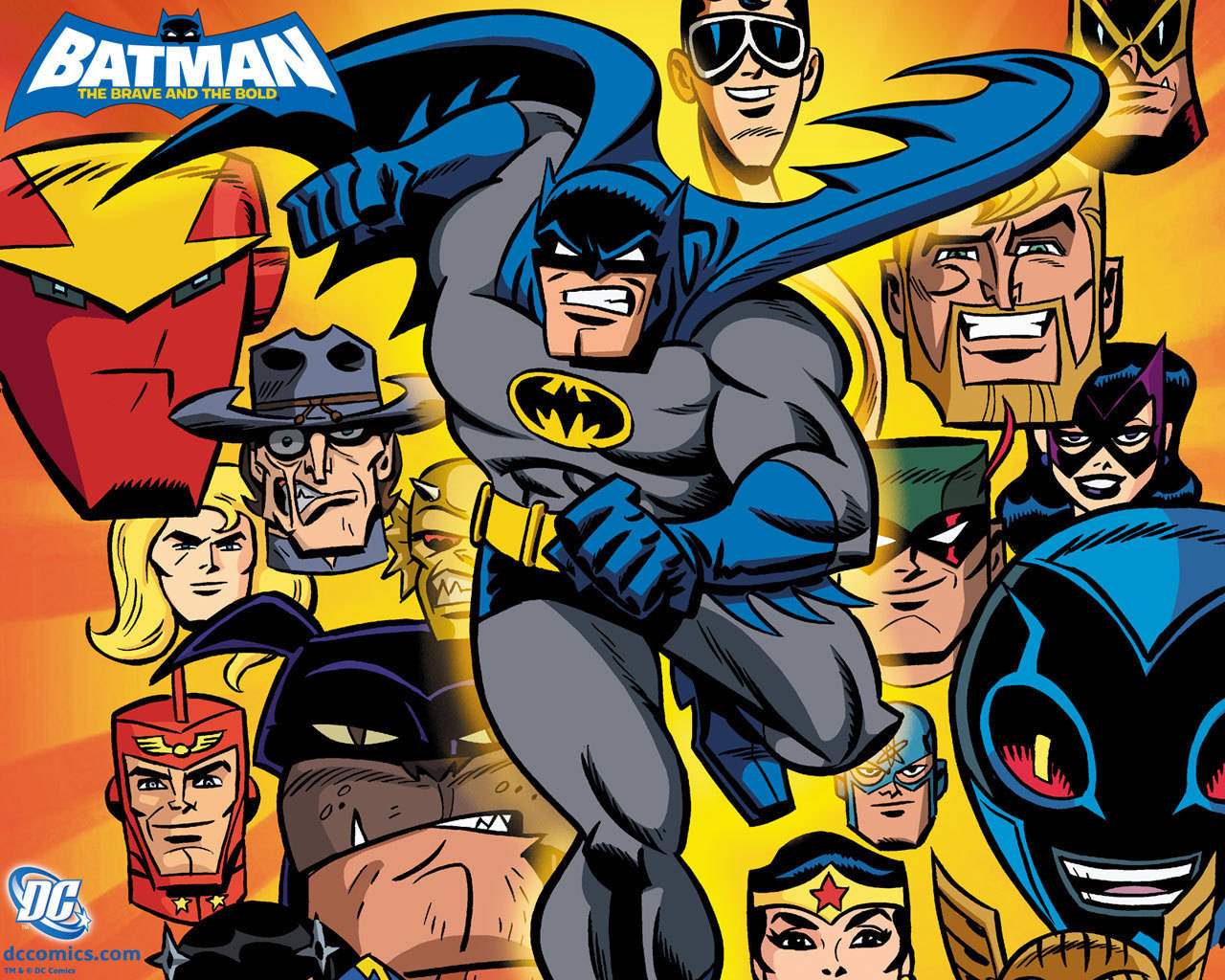 Read more about the article Batman: The Brave And The Bold