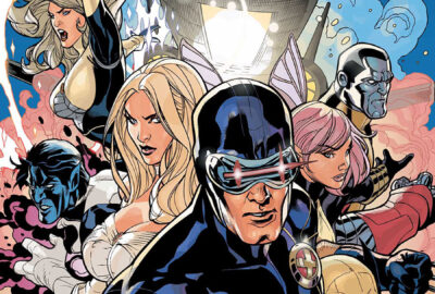 Uncanny X-Men: Lovelorn cover