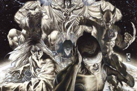 Astonishing X-Men: Ghost Box TPB
