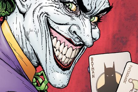 From A Library – Batman: The Man Who Laughs