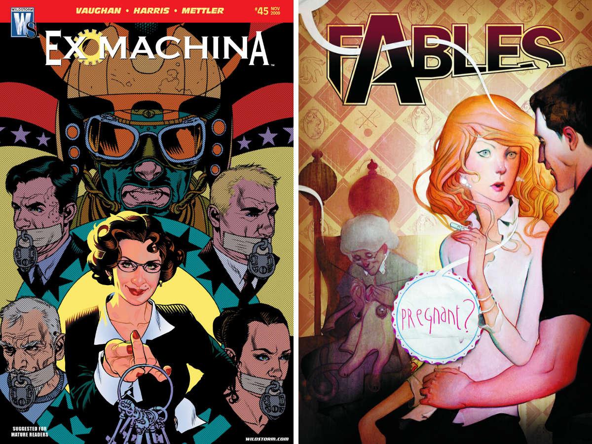 Comics I Bought 17 September 2009