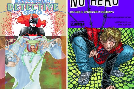 Comics I Bought 24 September 2009