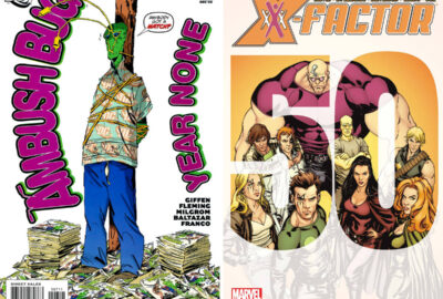Comics I Bought 29 October 2009
