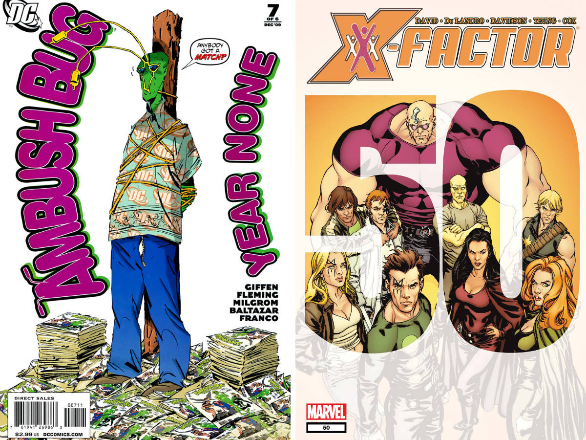 You are currently viewing Comics I Bought 29 October 2009