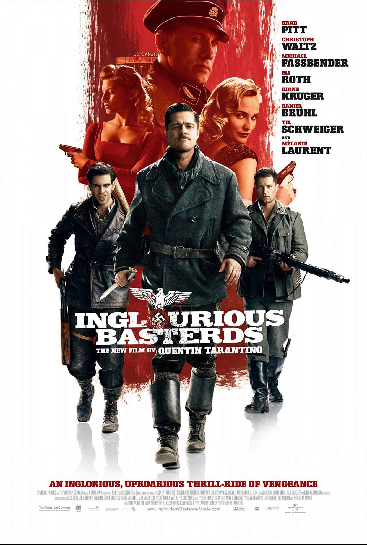 Notes On A Film: Inglourious Basterds