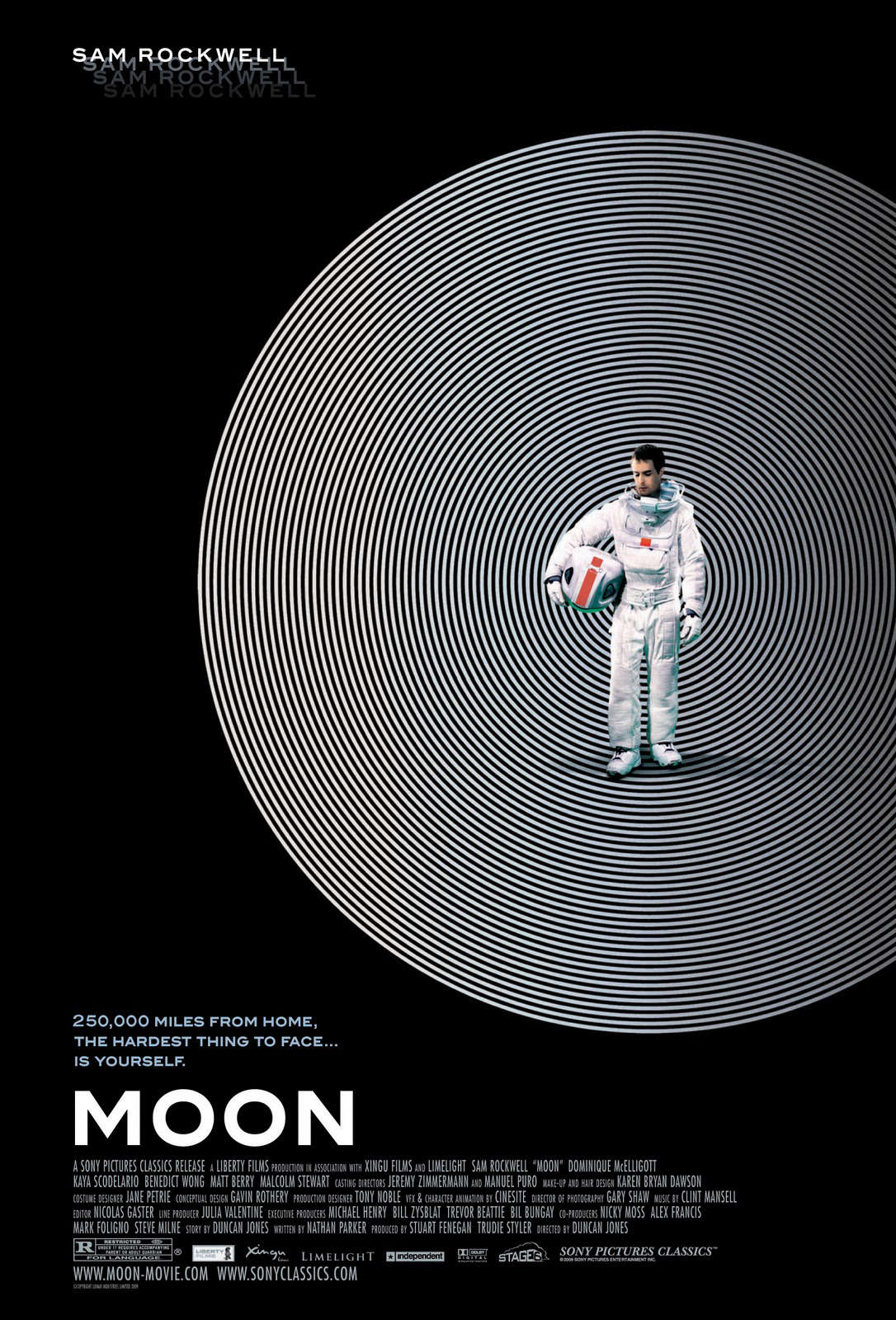 You are currently viewing Notes On A Film: Moon