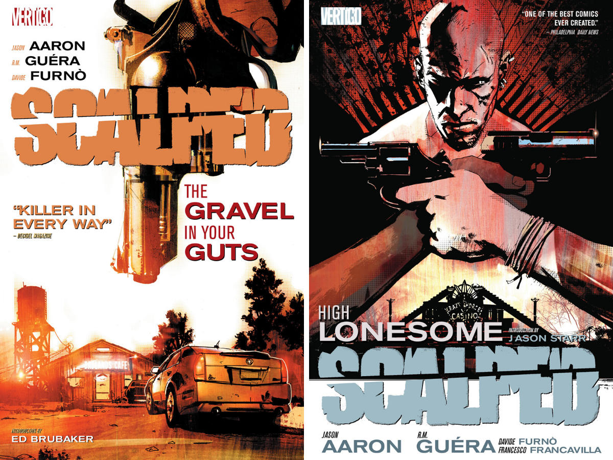 Read more about the article Scalped: The Gravel In Your Guts and High Lonesome