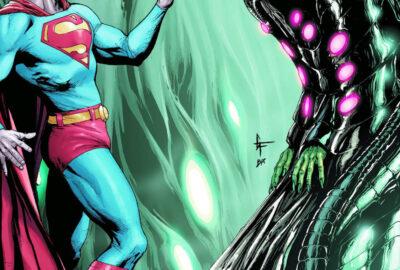 Superman: Brainiac TPB cover
