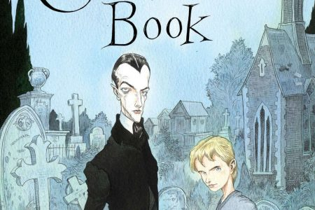 From A Library: The Graveyard Book