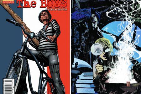 Comics I Bought 3 December 2009