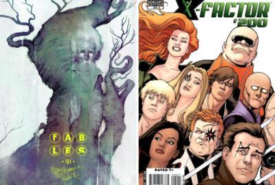 Comics Bought 17 December 2009