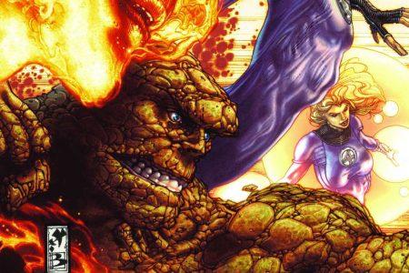 Dark Reign: Fantastic Four TPB