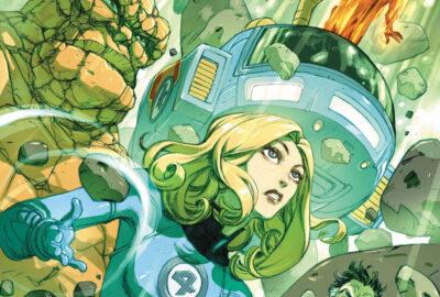 Fantastic Four: True Story cover