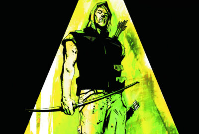 Green Arrow: Year One cover