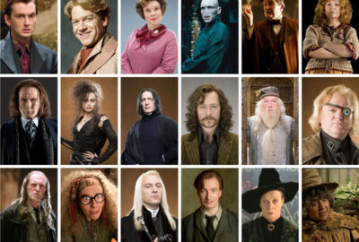 The Harry Potter Actor Factor