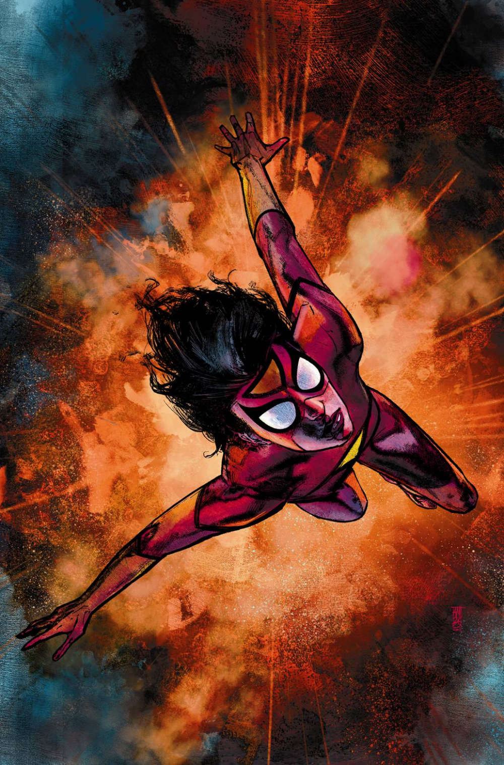 Spider Woman #3 cover