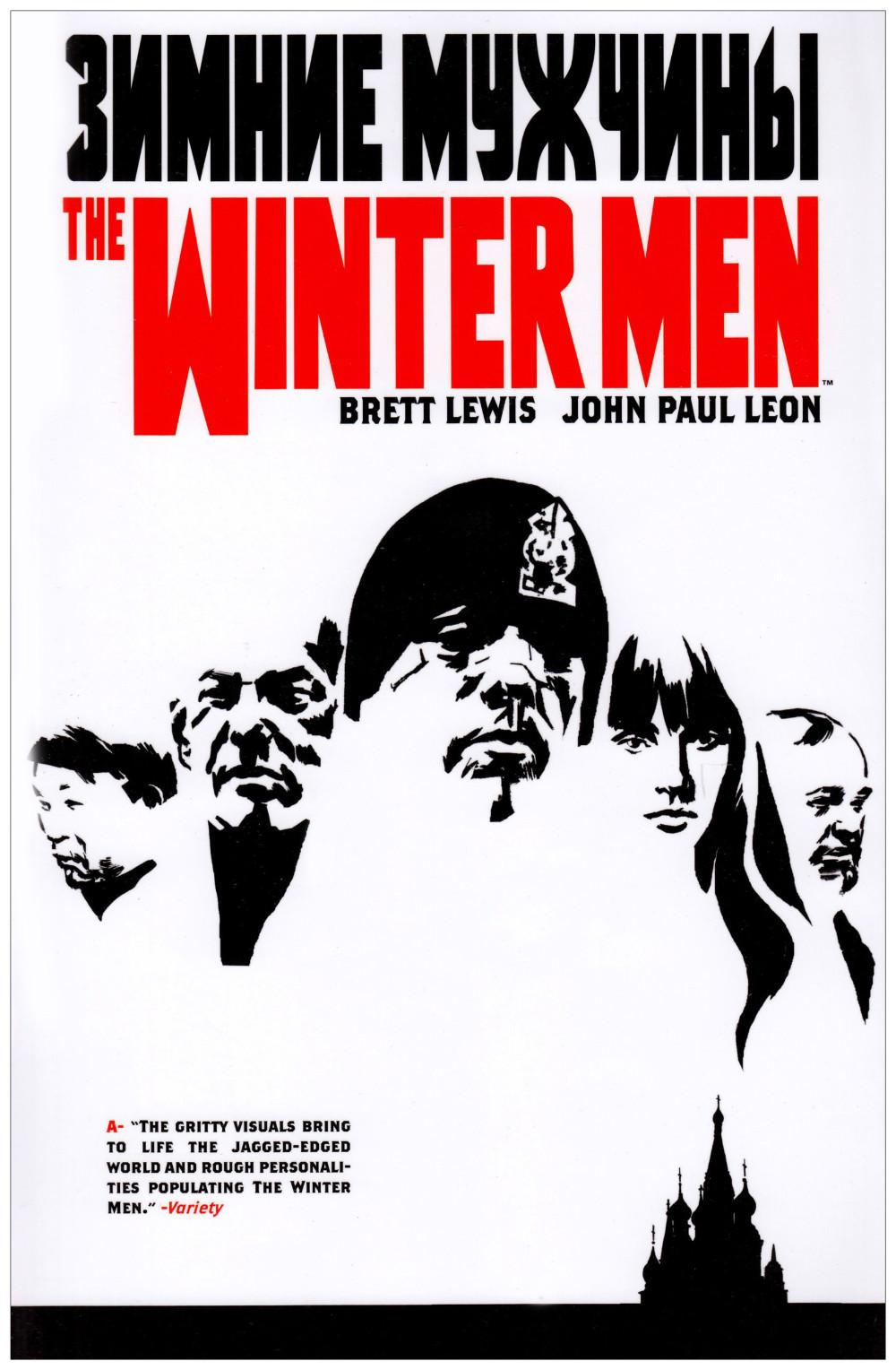 The Winter Men TPB
