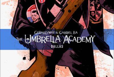 The Umbrella Academy: Dallas Suite cover