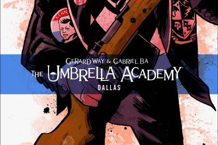 The Umbrella Academy: Dallas TPB