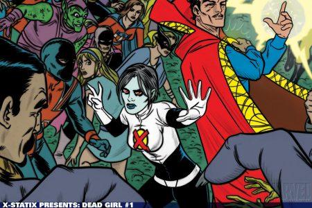 X-Statix Presents: Dead Girl TPB