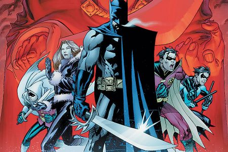 From A Library – Batman: The Resurrection Of Ra's Al Ghul