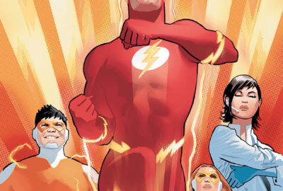 The Flash: The Wild Wests cover