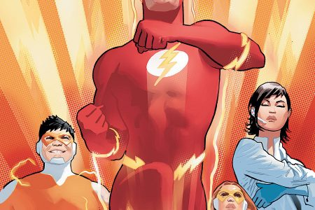 From A Library – The Flash: The Wild Wests