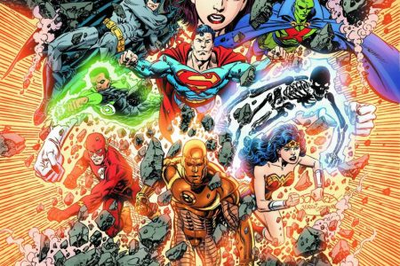 From A Library – JLA: The Tenth Circle