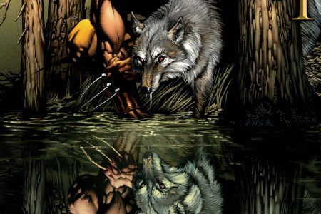 From A Library – Wolverine: Origins: Born In Blood