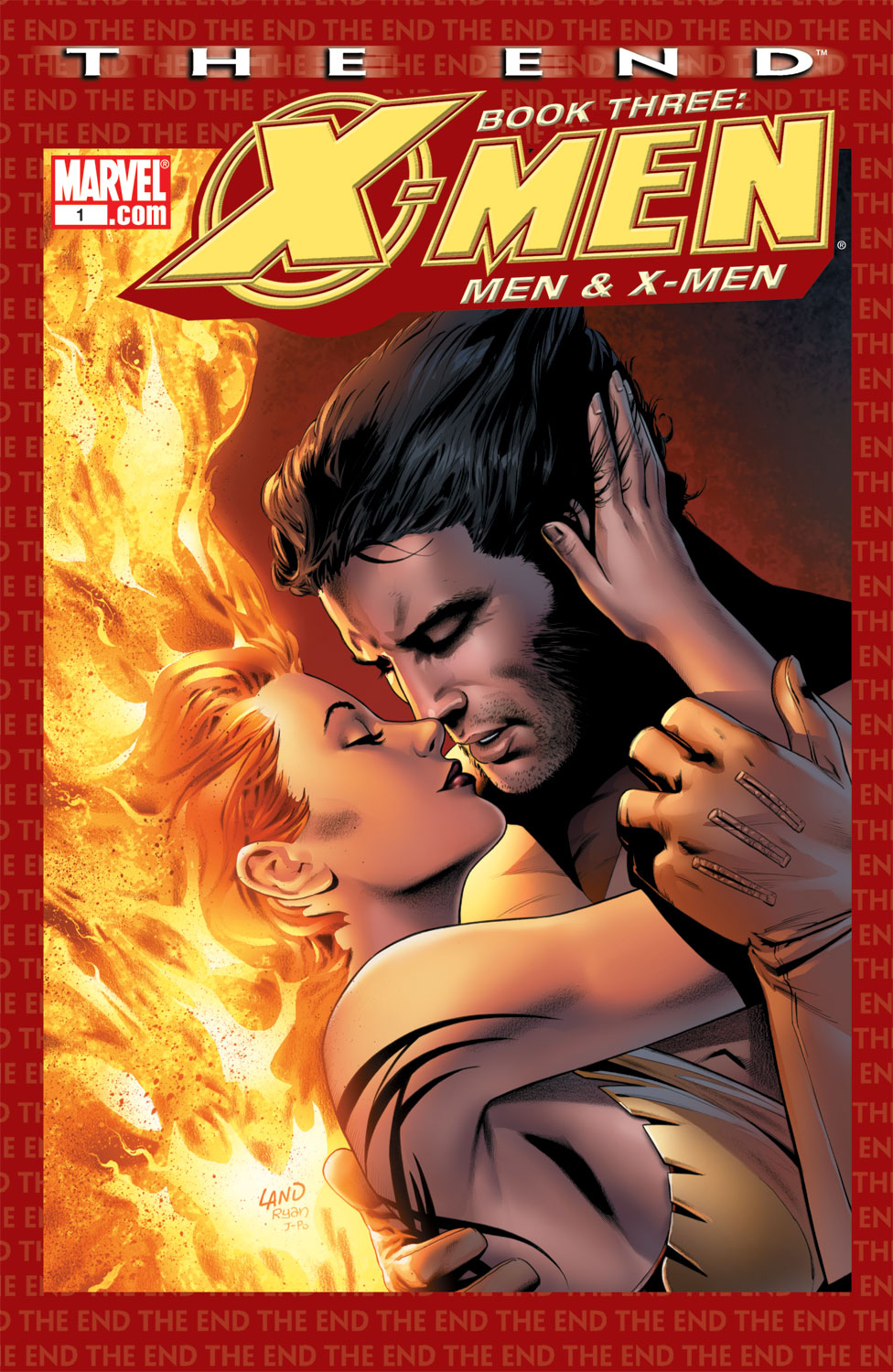 From A Library – X-Men: The End