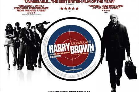 Notes On A Film: Harry Brown