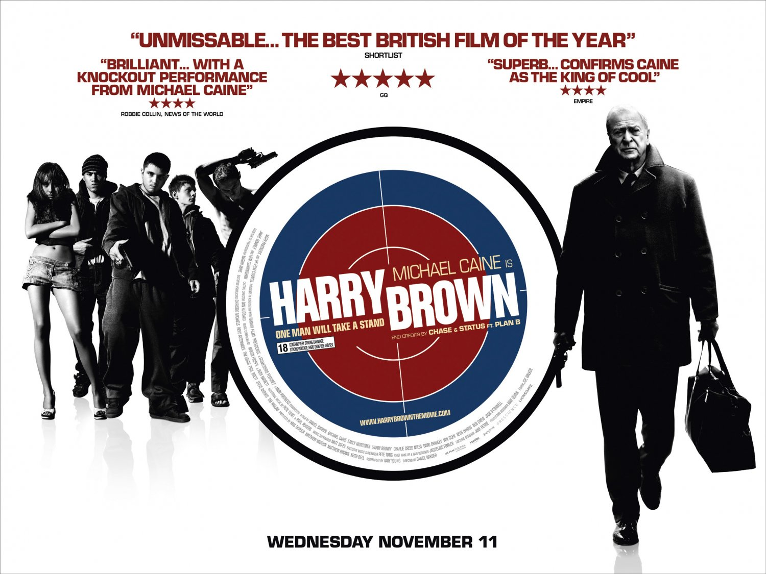 You are currently viewing Notes On A Film: Harry Brown