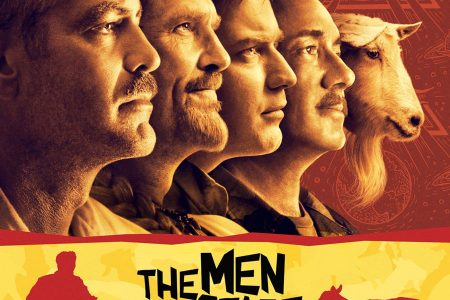 Notes On A Film: The Men Who Stare At Goats