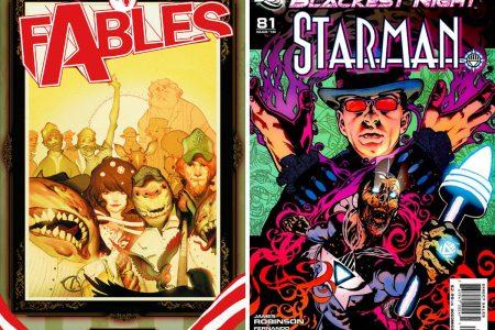 Comics I Bought 21 January 2010
