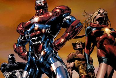 Dark Avengers: Assemble cover