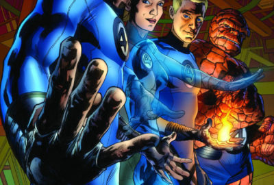 Fantastic Four: World's Greatest trade paperback cover