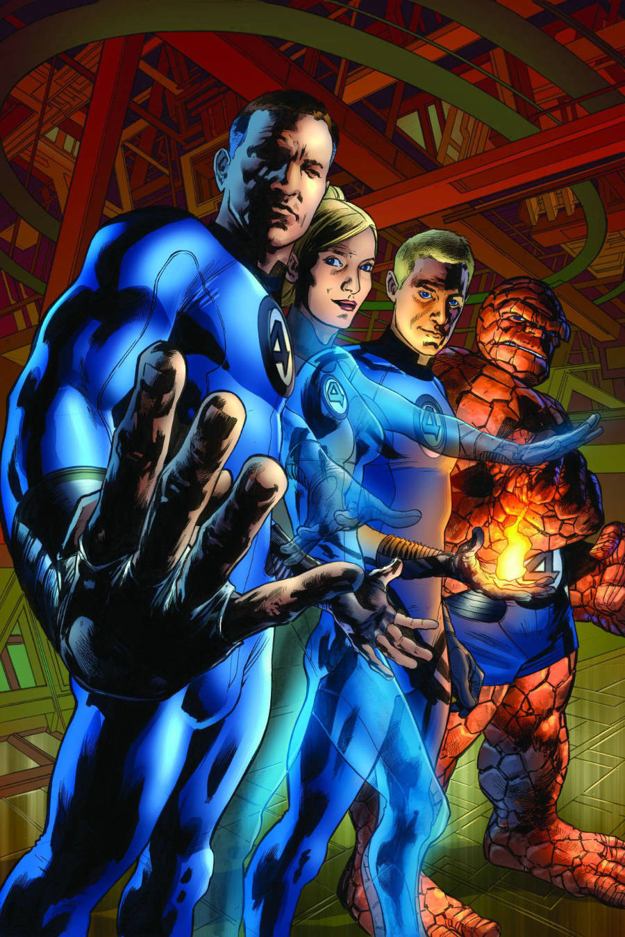 Read more about the article Fantastic Four: World's Greatest TPB