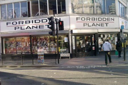 Comic Book Shops: Croydon