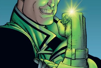 Guy Gardner: Collateral Damage cover #1