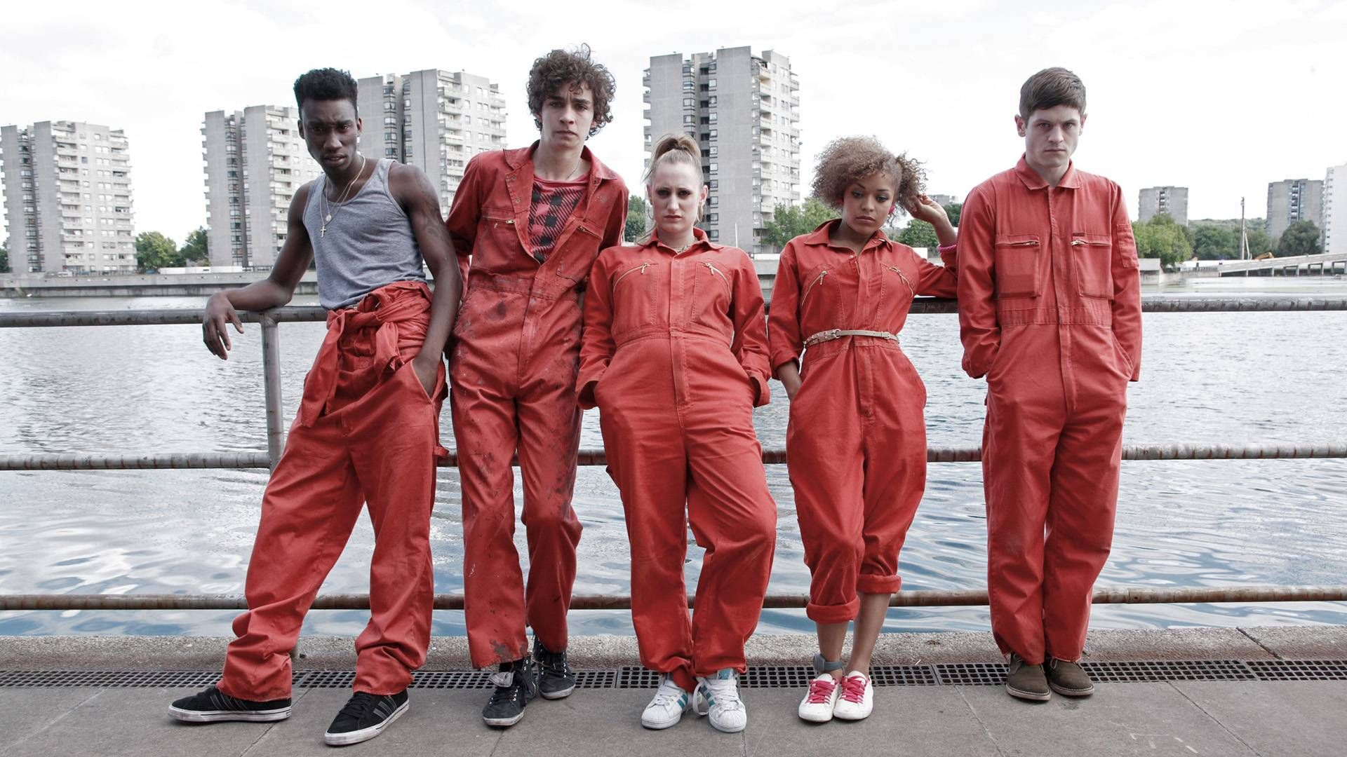 Read more about the article TV: Misfits