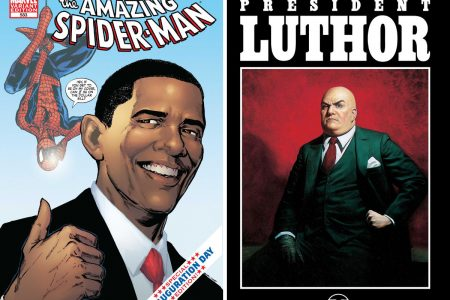 Politics And Comics