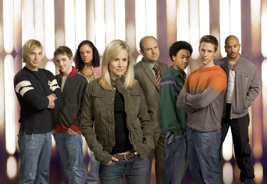 Cast of season 2 of Veronica Mars